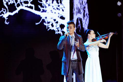 song tu lam nguoi hung liveshow 1 ghv - 11