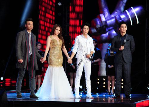 song tu lam nguoi hung liveshow 1 ghv - 14
