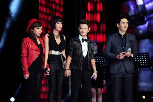 song tu lam nguoi hung liveshow 1 ghv - 18