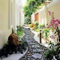 Nhà đẹp - Sáng tạo nhà Pháp trong vườn Nhật