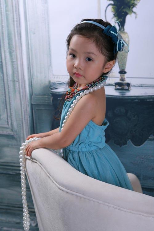 sieu mau nhi: thien than xinh dep phuong vy - 3