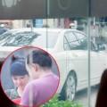 Làng sao - Hồng Nhung đi xế khủng gặp thí sinh The Voice