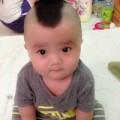 """Làm mẹ - Siêu mẫu nhí: Ấn tượng """"tóc mào gà"""" Nguyên Long"""