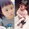 """Làng sao - Con gái Triệu Vy đáng yêu với """"xì tai"""" quý bà"""