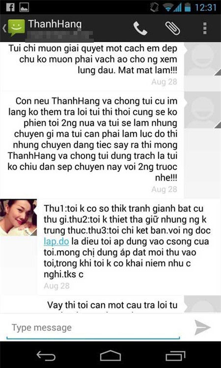 "thanh hang noi ve doan chat ""to"" giat chong - 2"