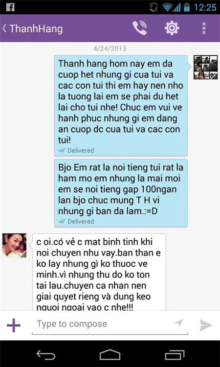 "thanh hang noi ve doan chat ""to"" giat chong - 1"