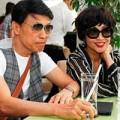 Làng sao - Bắt gặp Khánh Hà, Tuấn Ngọc uống cafe tại Sài thành