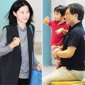 Làng sao - Gia đình nàng Dae Jang Geum bị fan bủa vây