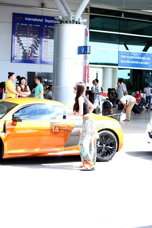 sao viet dinh nghi an muon xe bac ty khoe me - 3