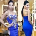 Thời trang - Minh Triệu khoe đường cong siêu sexy