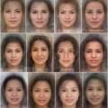 Tin tức - Khuôn mặt đặc trưng của phụ nữ các nước