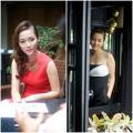 Làng sao - Đinh Hương mơ màng, cuốn hút bên khung cửa