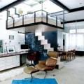 Nhà đẹp - Phòng ngủ lửng lơ, sững sờ cho khách