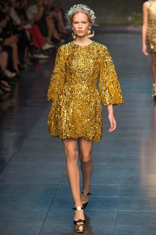"""Docle & Gabbana và BST """"Giấc mơ vô thức"""" - 16"""