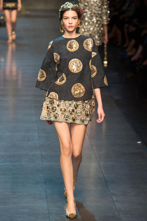 """Docle & Gabbana và BST """"Giấc mơ vô thức"""" - 11"""