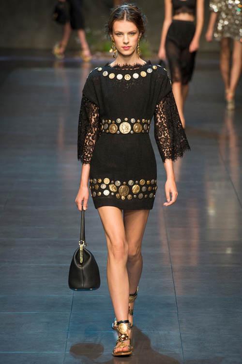"""Docle & Gabbana và BST """"Giấc mơ vô thức"""" - 12"""