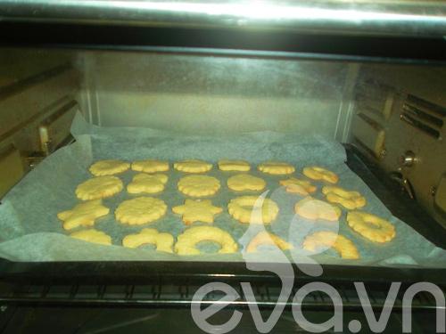Mát trời làm bánh quy nhân mứt ăn chơi-8
