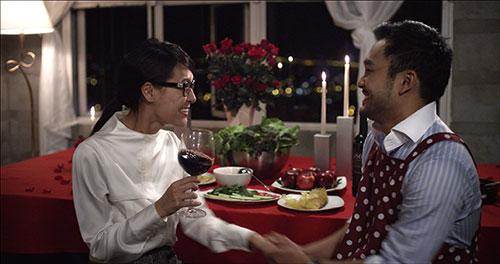 """""""Chồng sắp cưới"""" của Kathy Uyên cực điển trai - 8"""