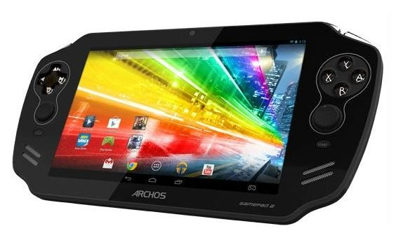 "archos ""chen chan"" vao thi truong tablet choi game - 1"