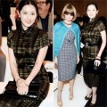 Làng sao - Lee Young Ae thân thiện bên TBT Vogue