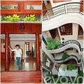 Nhà đẹp - 300m2 đẹp 'sững sờ' của Thái Chí Hùng