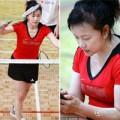 Làng sao - Lưu Hiểu Khánh để lộ nếp nhăn tuổi 63