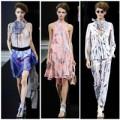 Thời trang - Nét duyên mới từ Giorgio Armani xuân hè 2014