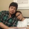 Làng sao - Quang Lê hát cùng Lam Anh trên giường bệnh