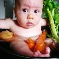 """Làm mẹ - 7 qui tắc """"sống còn"""" cho con ăn rau"""