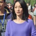 Làng sao - Châu Tấn phủ nhận có bầu với Lương Triều Vỹ