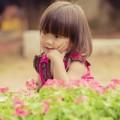 Ngắm ảnh bé - Siêu mẫu nhí: Ngẩn ngơ Ngọc Vy tóc ngắn