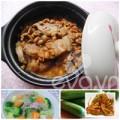 Bếp Eva - Thực đơn: Thịt kho tương, canh sườn hầm