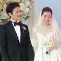Làng sao - Toàn cảnh đám cưới của Lee Bo Young