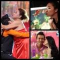 Làng sao - Những nụ hôn nóng bỏng đến ngỡ ngàng của sao Việt