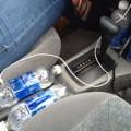 Sức khỏe - Uống nước đóng chai để trong xe hơi bị ung thư?