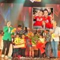 Làm mẹ - Nhật Minh, Quốc Thái đăng quang ĐRM 2013