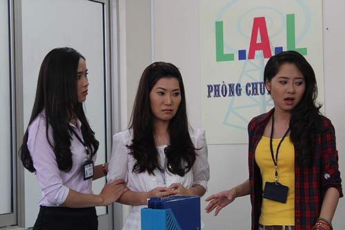 "tuong vy lam co nang ""go roi to long"" - 1"