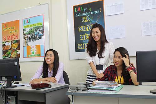 "tuong vy lam co nang ""go roi to long"" - 2"