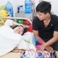 Bà bầu - Mẹ nằm liệt giường để giữ con yêu