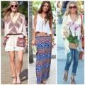 Thời trang - Phong cách bohemian náo động thời trang hè