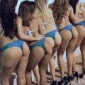 Thời trang - Nóng bỏng cuộc thi Hoa hậu vòng 3 tại Brazil