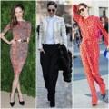 """Thời trang - Phong cách ấn tượng của """"Nữ hoàng tạo dáng"""""""