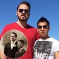 Làng sao - Quang Huy The Bells kết hôn đồng giới tại Mỹ