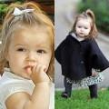 Làm đẹp - Kiểu tóc tuyệt xinh của con gái Beckham