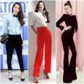 Thời trang - Hà Hồ tự tin với 4 mốt quần kén người mặc nhất