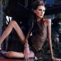 Thời trang - Cuộc chiến size 0 trong làng mẫu quốc tế