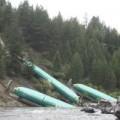 Tin tức - Mỹ: Lật tàu, 3 máy bay Boeing lăn xuống sông