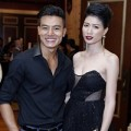 Làng sao - Trang Trần sexy sánh đôi cùng bạn trai tin đồn