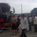 Tin tức - Xe giường nằm tông xe tải, 17 hành khách nguy kịch