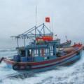 Tin tức - Yêu cầu Trung Quốc giải thích lý do bắt tàu cá Quảng Ngãi
